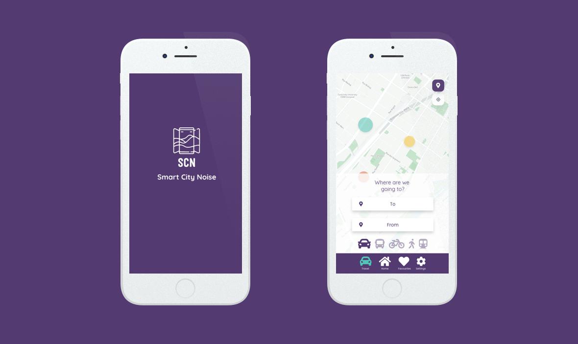Homescreen-Smartcity